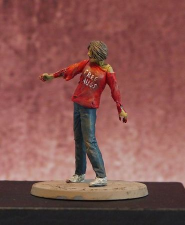 Zombie - Female Walker 1/35 (54mm) – Bild 2