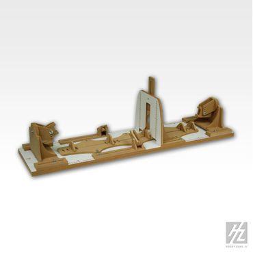 Professionelle Schiffswerft / Helling für Schiffsmodellbau (Building Slip)