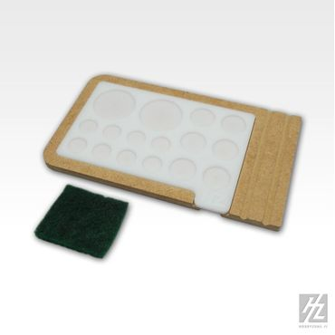 Farbpalette / Mischpalette (Acrylic Painting Palette)