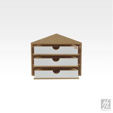 Eckabschluss Schubladen Modul (Ending Corner Drawers Module) MWS – Bild 2