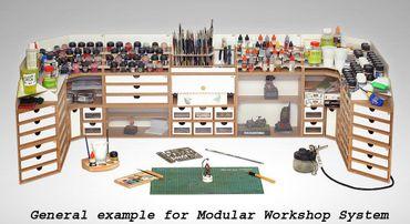 Eckabschluss Schubladen Modul (Ending Corner Drawers Module) MWS – Bild 3