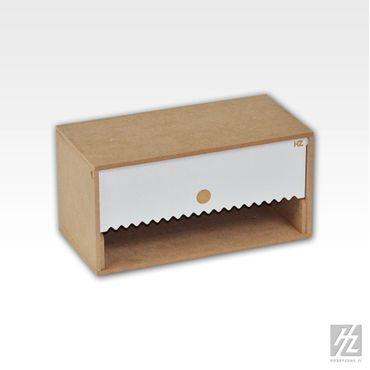 Papiertuch Abroller Modul (Paper Towel Module) MWS
