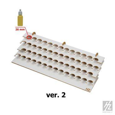 Farbhalter / Farbrack Ø 26mm (Paint Stand) – Bild 2