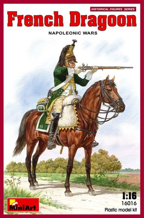 French Dragoner Napoleonic Wars 1:16