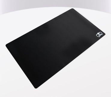 Spielmatte Monochrome Schwarz 61x35cm – Bild 1