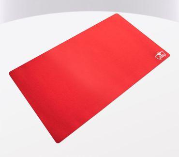 Spielmatte Monochrome Rot 61x35cm – Bild 1