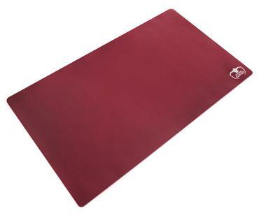 Spielmatte Monochrome Bordeaux 61x35cm – Bild 1