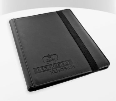 9-Pocket FlexXfolio XenoSkin Black