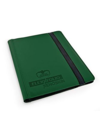 9-Pocket FlexXfolio XenoSkin Green – Bild 1