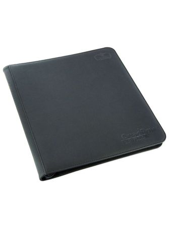 12-Pocket QuadRow Zipfolio Xenoskin Black – Bild 1