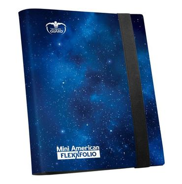 Mini American 9-Pocket FlexXfolio Mystic Space Edition