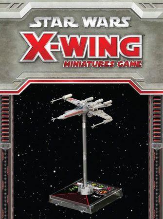 Star Wars X-Wing X-Wing Erweiterung (Deutsch)