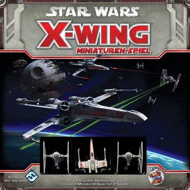 Star Wars X-Wing Grundspiel (Deutsch)