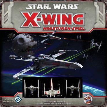 Star Wars X-Wing Grundspiel (Deutsch)