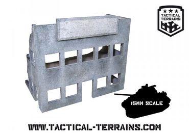 Tactical Terrains 15 mm Ruinenset 2 – Bild 2