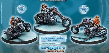 ALEPH Penthesilea Amazon Biker Special Edition [BOOTLEG]