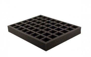 Full-Size Schaumstoff 50 mm (48 quadratische Fächer) – Bild 1