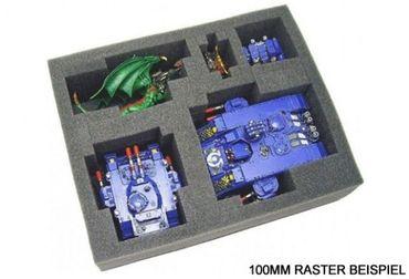 Full-Size Raster Schaumstoff 50 mm – Bild 2