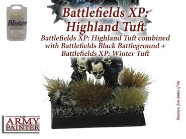 Battlefields - Highland Tuft Basing 6mm XP – Bild 2