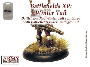 Battlefields - Winter Tuft Basing 6mm XP – Bild 2