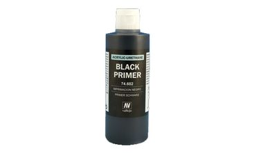 Surface Primer 74.602 Black (Schwarz) 200ml