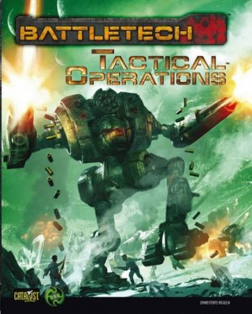 BattleTech Tactical Operations (Erweiterte Regeln) (Deutsch)