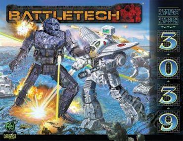 BattleTech Hardware Handbuch 3039 (Deutsch)