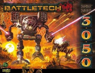 BattleTech Hardware Handbuch 3050 (Deutsch)