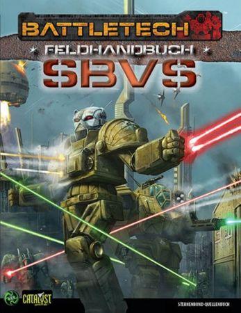 BattleTech Feldhandbuch SBVS (Sternenbund Quellenbuch) (Deutsch)