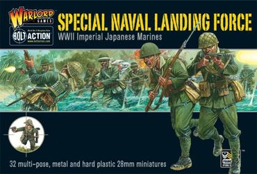 Special Naval Landing Force Imperial Japanese Marines 28mm