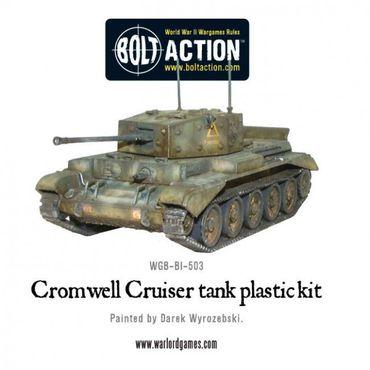 British Cromwell Cruiser Tank 28mm – Bild 4