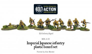 Japanese Infantry 28mm – Bild 2