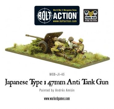 Japanese Type 1 47mm Anti Tan Gun 28mm – Bild 4