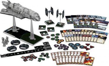 Star Wars X-Wing Imperialer Angriffsträger Erweiterung (Deutsch)