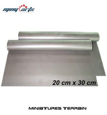 Ferrofolie 20 cm x 30 cm selbstklebend