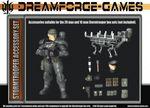 Eisenkern Stormtrooper Accessory Set 001