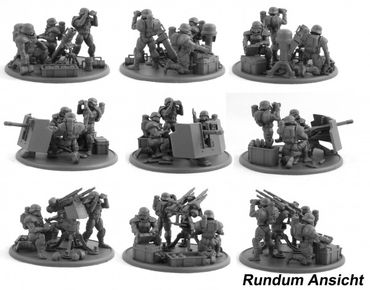 Eisenkern Stormtrooper Support Weapons (9+3) – Bild 2