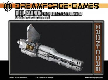 Leviathan HEL Cannon - 28mm Accessory Weapon