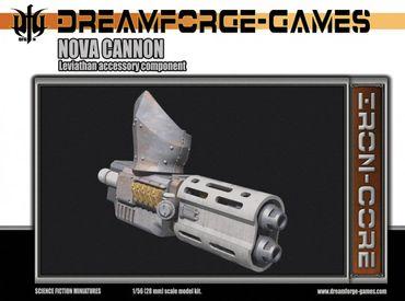 Leviathan Nova Cannon - 28mm Accessory Weapon