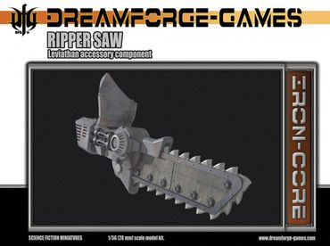 Leviathan Ripper Saw - 28mm Accessory Weapon