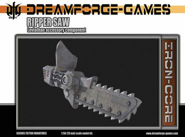 Leviathan Ripper Saw - 15mm Accessory Weapon – Bild 1