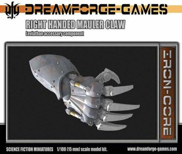 Leviathan Mauler Claw Right Handed - 15mm Accessory Weapon