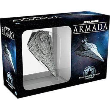 Star Wars Armada Sternenzerstörer der Sieges-Klasse Erweiterung (Deutsch) – Bild 1