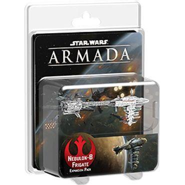 Star Wars Armada Nebulon B Fregatte Erweiterung (Deutsch) – Bild 1