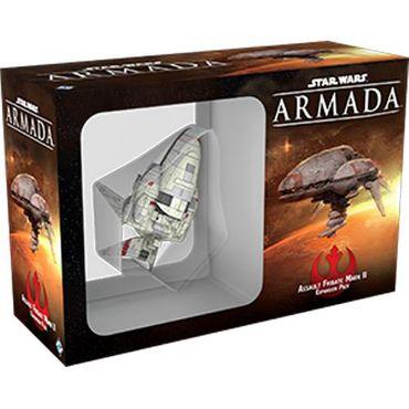 Star Wars Armada Angriffsfregatte vom Typ II (Deutsch) – Bild 1