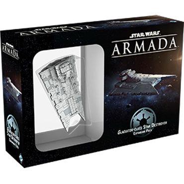 Star Wars Armada Sternenzerstörer der Gladiator-Klasse Erweiterung (Deutsch) – Bild 1