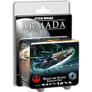 Star Wars Armada Schurken und Verbrecher Erweiterung (Deutsch) – Bild 1