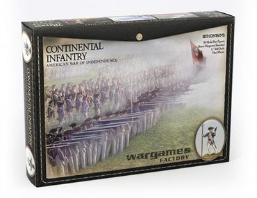 28mm Continental Infantry American War of Independence (30) – Bild 1