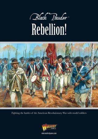 Black Powder - Rebellion Regelwerk (Englisch) – Bild 1