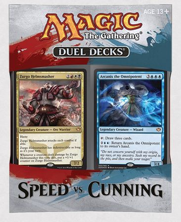 Duel Decks Speed vs. Cunning (Englisch)